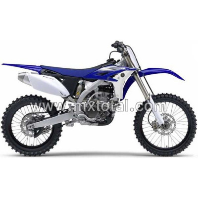 Parts for Yamaha YZF 250 2011 motocross bike