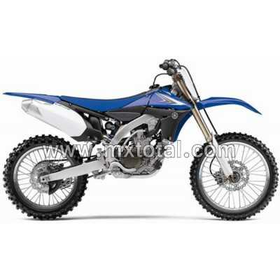 Parts for Yamaha YZF 450 2010 motocross bike