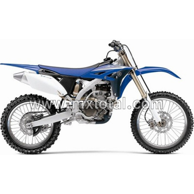 Parts for Yamaha YZF 250 2010 motocross bike