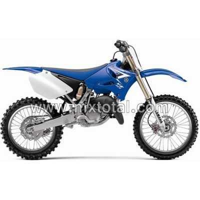 Parts for Yamaha YZ 125 2010 motocross bike