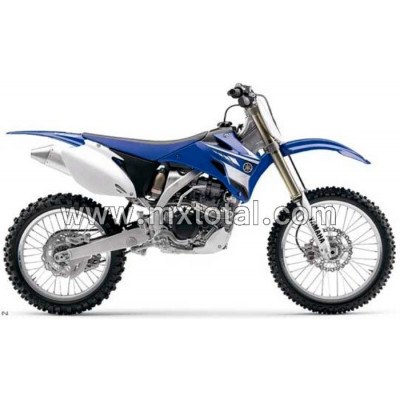 Parts for Yamaha YZF 250 2008 motocross bike