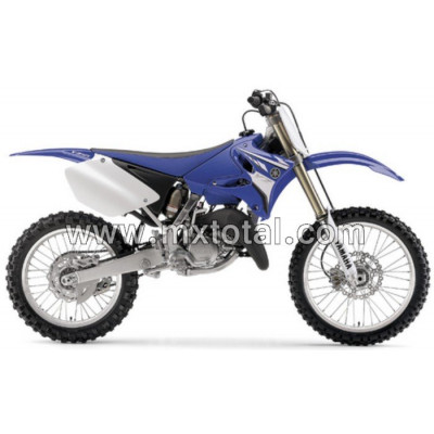 Parts for Yamaha YZ 125 2008 motocross bike