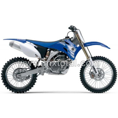 Parts for Yamaha YZF 450 2007 motocross bike