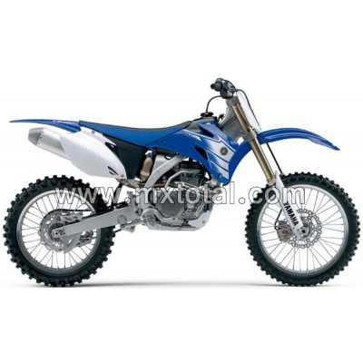 Peças e acessórios Yamaha YZF 450 2007 motocross