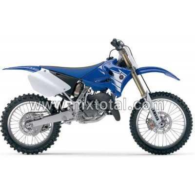 Pieces et accessoires pour Yamaha YZ 125 2007 moto cross