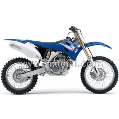 Parts for Yamaha YZF 450 2006 motocross bike