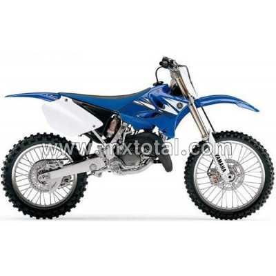 Parts for Yamaha YZ 125 2006 motocross bike