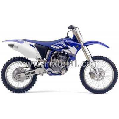Parts for Yamaha YZF 250 2005 motocross bike