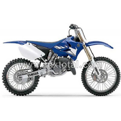 Parts for Yamaha YZ 125 2005 motocross bike