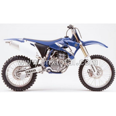 Parts for Yamaha YZF 450 2004 motocross bike