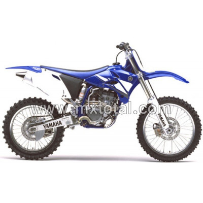 Parts for Yamaha YZF 250 2004 motocross bike