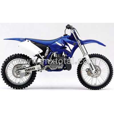 Parts for Yamaha YZ 250 2004 motocross bike