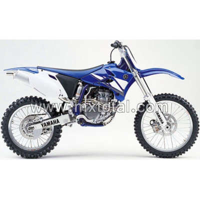 Parts for Yamaha YZF 450 2003 motocross bike