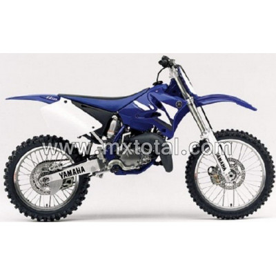 Parts for Yamaha YZ 125 2003 motocross bike