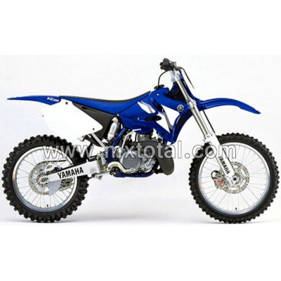 Parts for Yamaha YZ 250 2002 motocross bike
