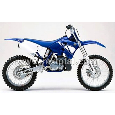 Parts for Yamaha YZ 250 2001 motocross bike
