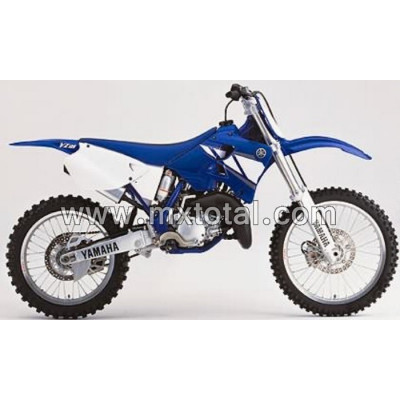 Parts for Yamaha YZ 125 2001 motocross bike