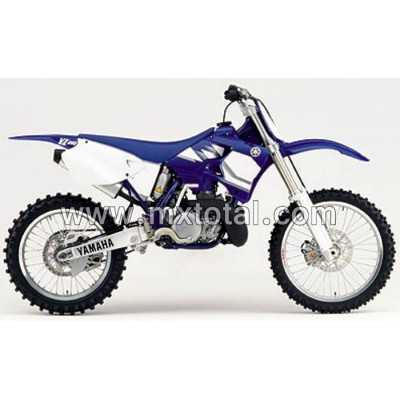Parts for Yamaha YZ 250 2000 motocross bike