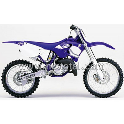 Parts for Yamaha YZ 125 2000 motocross bike