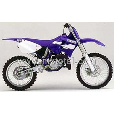 Parts for Yamaha YZ 125 1999 motocross bike