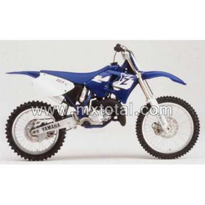 Peças e acessórios Yamaha YZ 125 1998 motocross