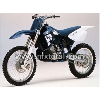 Parts for Yamaha YZ 250 1997 motocross bike