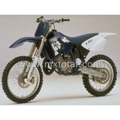 Parts for Yamaha YZ 125 1997 motocross bike