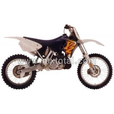 Parts for Yamaha YZ 250 1996 motocross bike