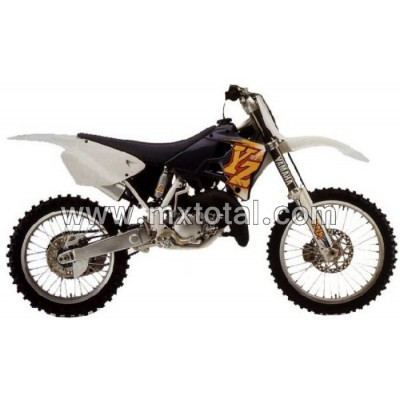 Parts for Yamaha YZ 125 1996 motocross bike