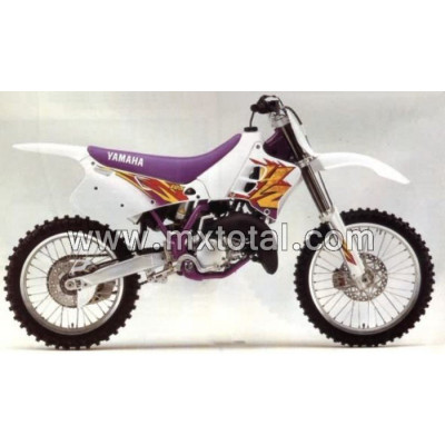 Parts for Yamaha YZ 125 1995 motocross bike