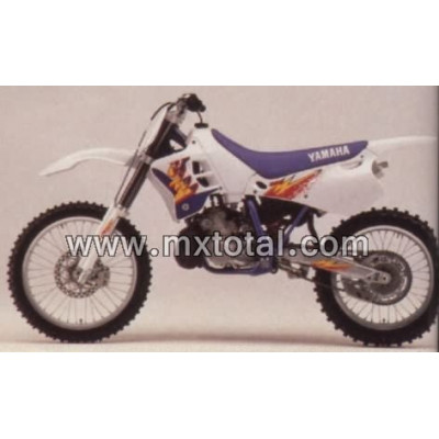 Parts for Yamaha YZ 250 1994 motocross bike