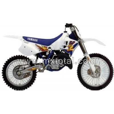 Parts for Yamaha YZ 125 1994 motocross bike