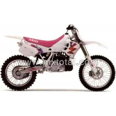 Parts for Yamaha YZ 250 1993 motocross bike