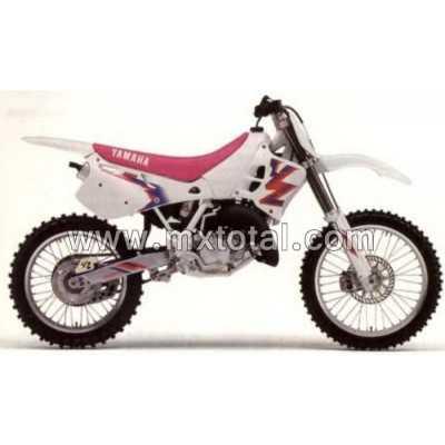 Parts for Yamaha YZ 125 1993 motocross bike