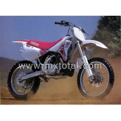 Peças e acessórios Yamaha YZ 250 1992 motocross
