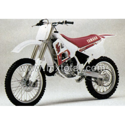 Parts for Yamaha YZ 125 1991 motocross bike