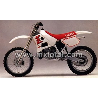 Parts for Yamaha YZ 250 1989 motocross bike