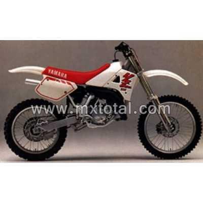 Parts for Yamaha YZ 125 1989 motocross bike