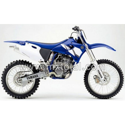 Parts for Yamaha YZF 250 2002 motocross bike