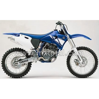Parts for Yamaha YZF 250 2001 motocross bike