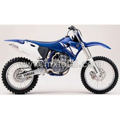 Parts for Yamaha YZF 426 2001 motocross bike
