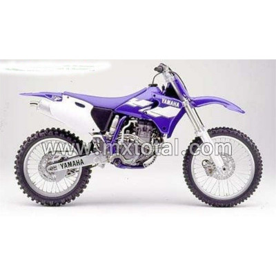 Parts for Yamaha YZF 400 1999 motocross bike