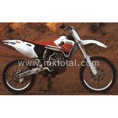 Parts for Yamaha YZF 400 1998 motocross bike