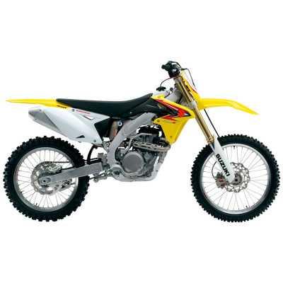 Parts for Suzuki RMZ 450 2010 motocross bike