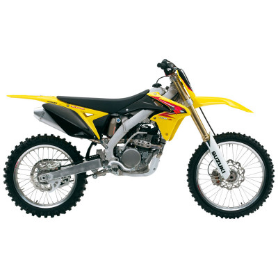 Parts for Suzuki RMZ 250 2010 motocross bike