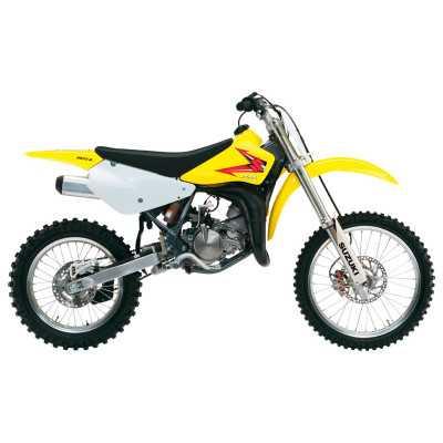 Parts for Suzuki RM 85 2010 motocross bike