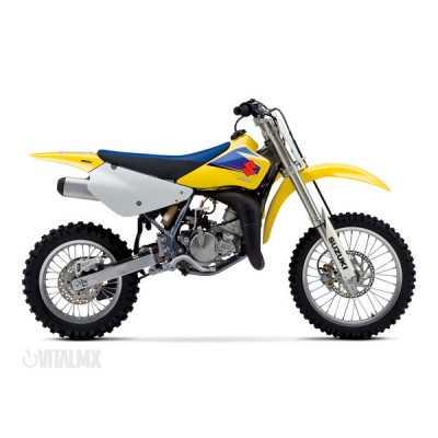 Parts for Suzuki RM 85 2009 motocross bike