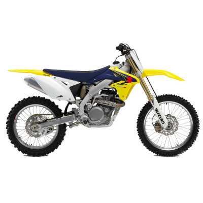 Parts for Suzuki RMZ 450 2008 motocross bike