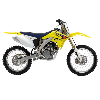 Parts for Suzuki RMZ 250 2008 motocross bike