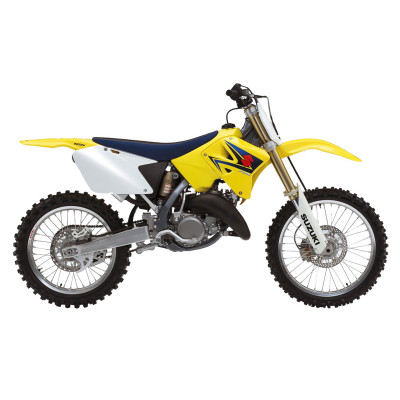 Parts for Suzuki RM 125 2008 motocross bike